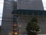 サンクレーア金山新築工事 5F躯体足場組立